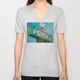 Gypsies, Tramps and Thieves Unisex V-Neck