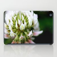 clover iPad Cases featuring Clover by Organic Photography