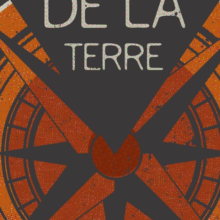 Books Collection: Jules Verne Leggings