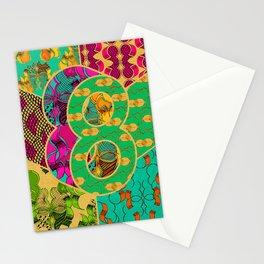 Tile 8 Stationery Cards