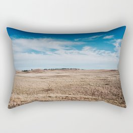 Endless Sky Rectangular Pillow