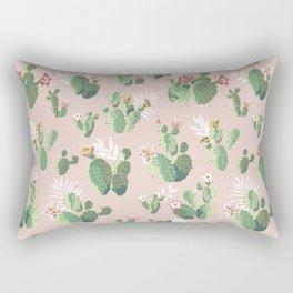 Another cactus design Rectangular Pillow