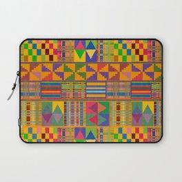 Kente Inspired Laptop Sleeve
