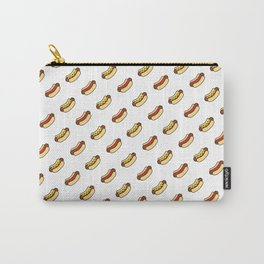 Hot Diggity Dog Carry-All Pouch