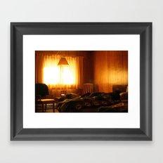 Valhaus Framed Art Print