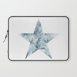 Frosted Star Laptop Sleeve