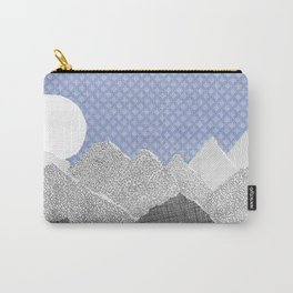 Paper Sky Carry-All Pouch