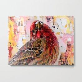 House Finch Metal Print