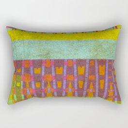 Indian Pattern A Go Go Rectangular Pillow