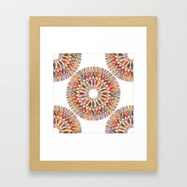 Linea 01 Framed Art Print