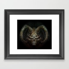 Darko Day Off Framed Art Print