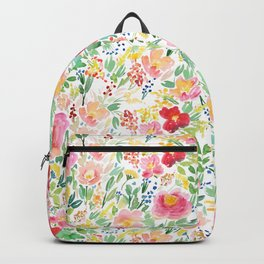 Ditsy Meadow Backpack