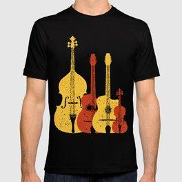 Django Reinhardt Gypsy Jazz Guitar T-shirt