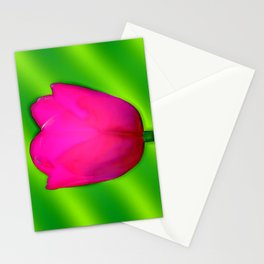 Little lightning tulip ... Stationery Cards