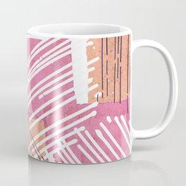 Big Sketch Collage Coffee Mug