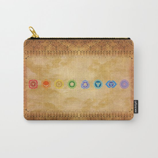 Chakras Kali | Beyond the time  Carry-All Pouch