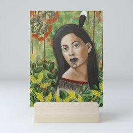 Wikitoria Mini Art Print