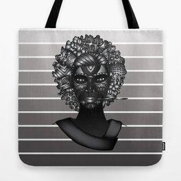 Masque de La Bergère Tote Bag