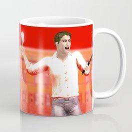 SquaRed: No pain No Gain Coffee Mug