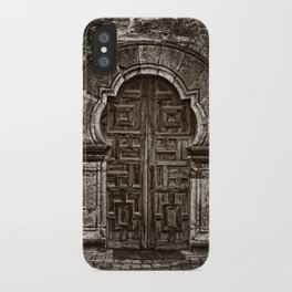 Espada Doors iPhone Case