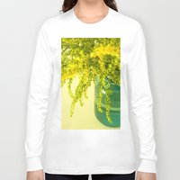 golden Long Sleeve T-shirts featuring Golden by Olivia Joy StClaire