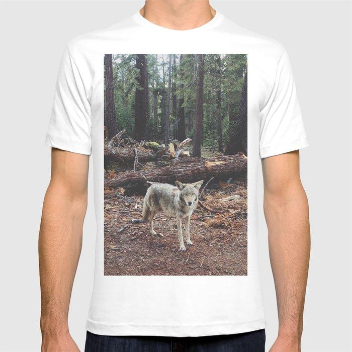 Injured Coyote T-shirt