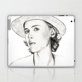 Henrik Holm drawing Laptop & iPad Skin