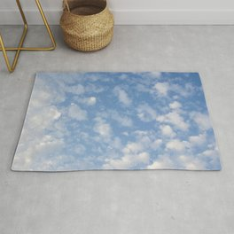 Cotton Clouds Rug