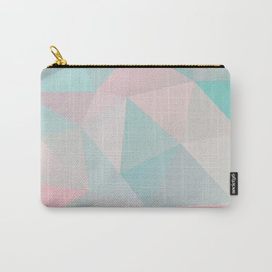 Geometric XVII Carry-All Pouch