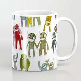 Beasties Coffee Mug