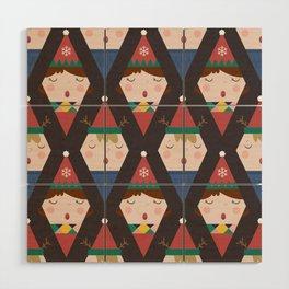 A Christmas Carol (Patterns Please) Wood Wall Art