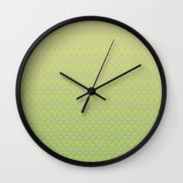Groove Series - F Wall Clock