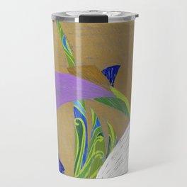 12,000pixel-500dpi - Japanese modern interior art #82 Travel Mug