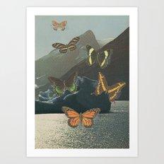 166. Art Print