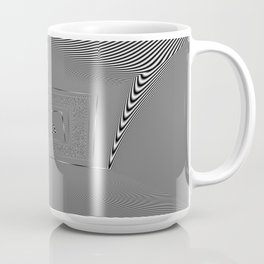 moire patterns Coffee Mug