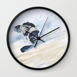 'The Seasons Turn' Wall Clock
