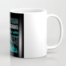 Rainforest Environmental Protection Coffee Mug