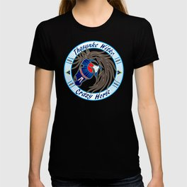 Crazy Horse Dreaming T-shirt