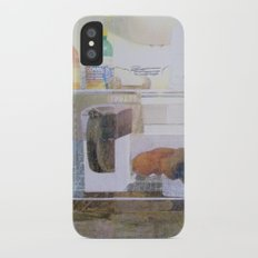 Starving Artist (D.W) Slim Case iPhone X