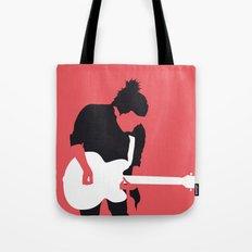 No062 MY RADIOHEAD Minimal Music poster Tote Bag