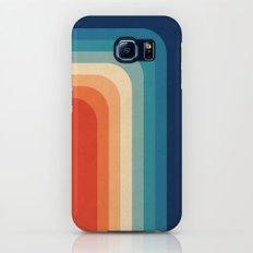 Retro 70s Color Palette III Slim Case Galaxy S7