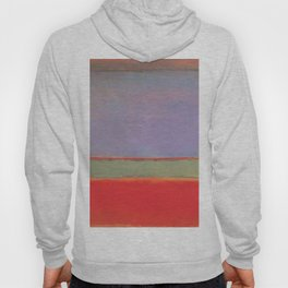1951 No 6 Violet Green and Red by Mark Rothko HD Hoody