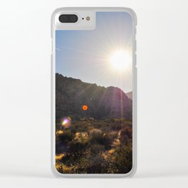 You'll Need Some Sunglasses Clear iPhone Case