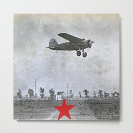 Yankee Doodle 1928 Metal Print