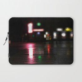 The crosswalk Laptop Sleeve
