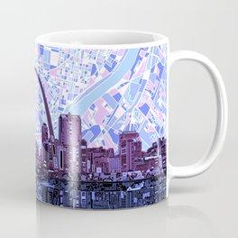st louis city skyline Coffee Mug