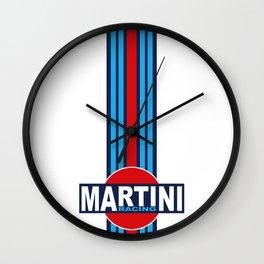MARTINI RACING TEAM Wall Clock