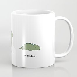Monday Coffee Mug