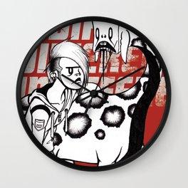 U&I Wall Clock