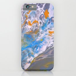 Abstract No. 3 iPhone Case